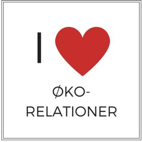 I LOVE ØKO-RELATIONER